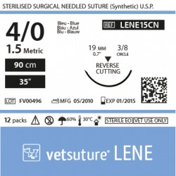 Vetsuture LENE metric 1.5...